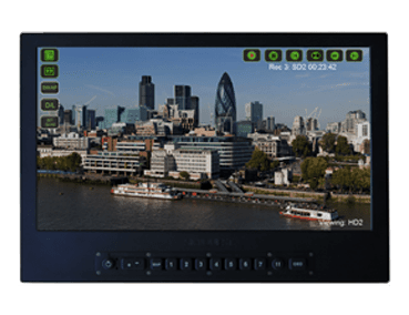AVDU Mission Displays - Rugged LCD Displays