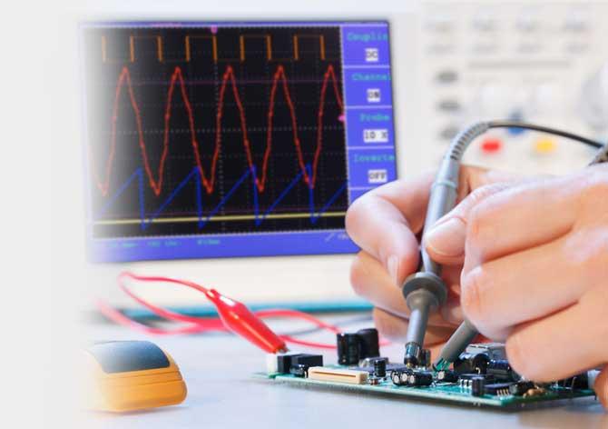 FCC/CE Certification Testing