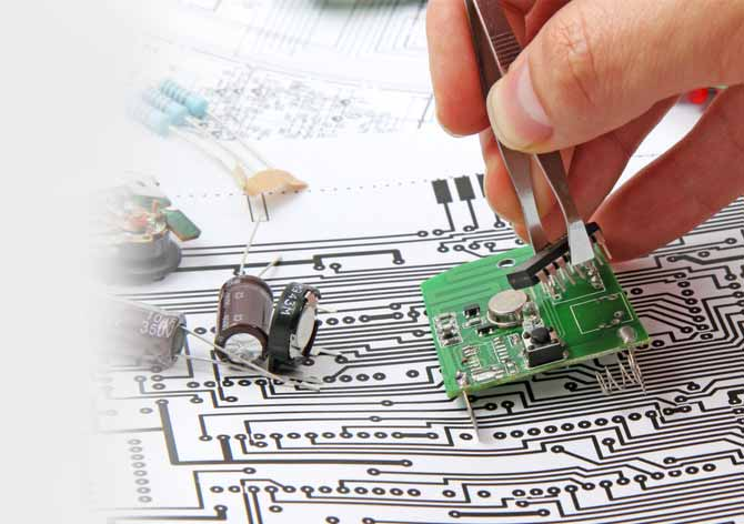 Custom PCB Design Services India: Mistral - PCB Layout and