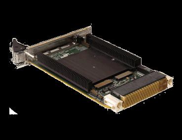 VPX3-133, 3U VPX Power Architecture Single Board Computer