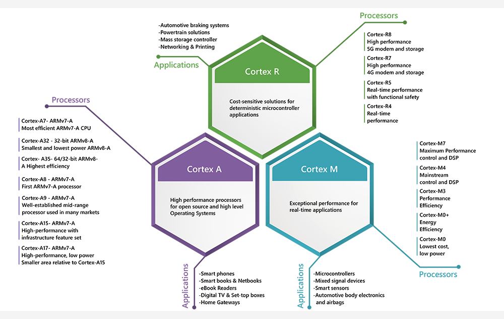 ARM Cortex Designs
