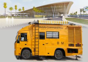 Mobile Command Post, Mobile Command Post for Airports