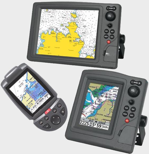 Handheld Marine Navigation Device