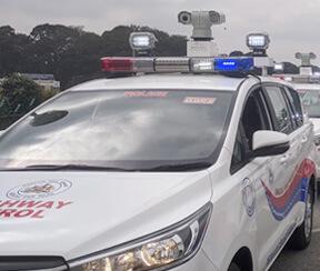 Highway Patrol Vehicles, Highway Patrol Vehicle