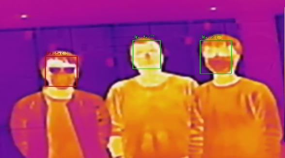 Automated Thermal Screening