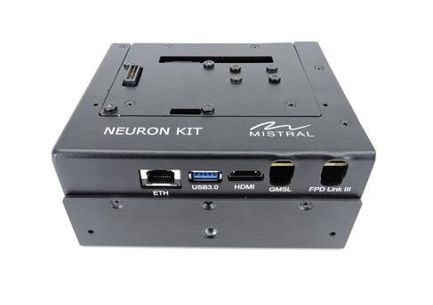 NVIDIA Jetson Development Platform, nvidia jetson nano developer kit, NVIDIA Jetson platform, NB Basic with Mechanical 487 x 344
